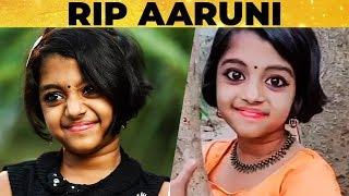 RIP: Tik Tok Fame Aaruni Kurup Passed Away