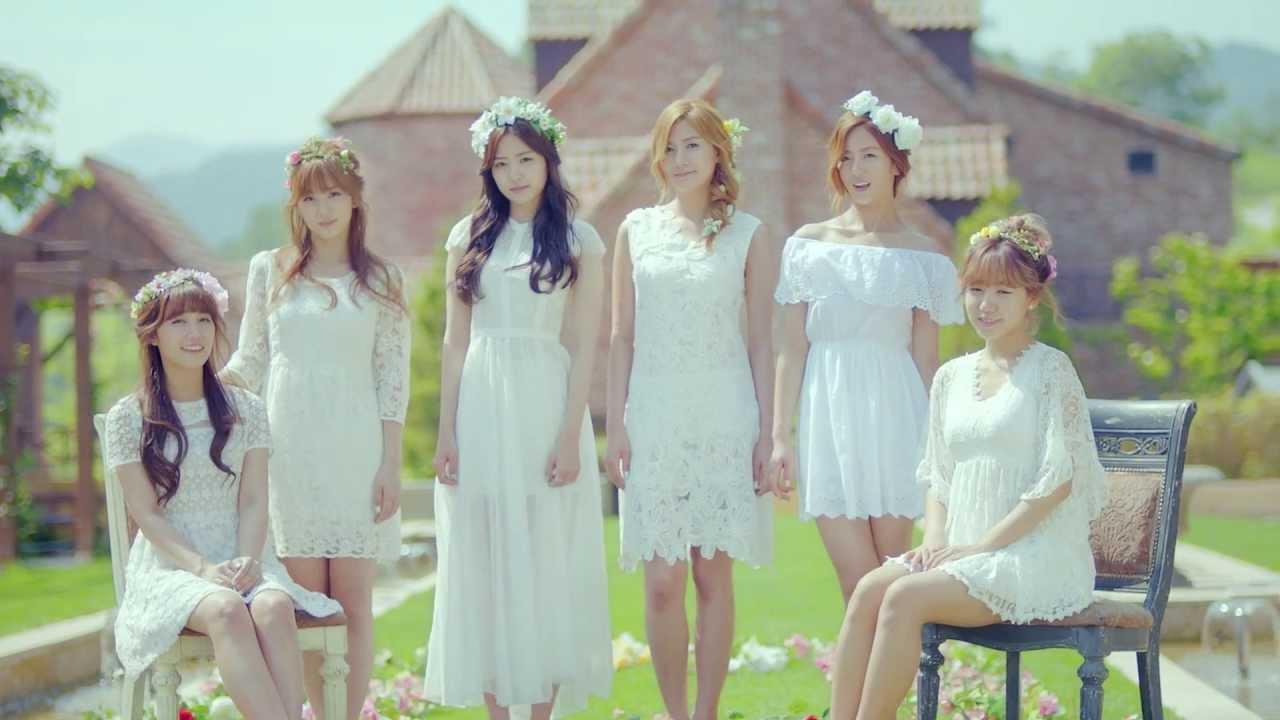 Hd Standard Wallpaper Apink 3rd Mini Album Secret Garden Comeback Teaser Youtube