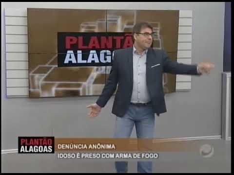 Plantão Alagoas - (31/08/2019) - Parte 1