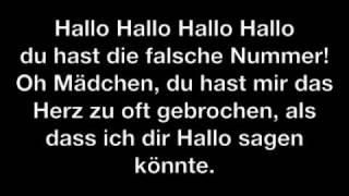 Fabian Buch - Hello Hello (Übersetzung)