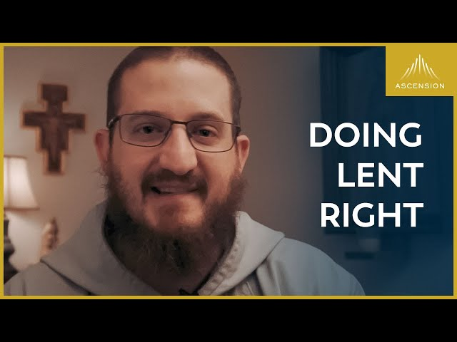 How to Do Lent Differently This Year