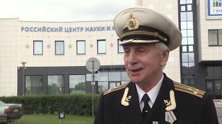 2020-06-25 г. Брест. День моряка и мореплавателя. Новости на Буг-ТВ. #бугтв