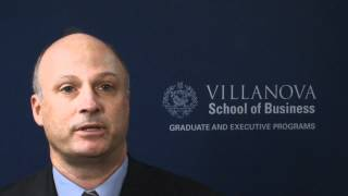 Villanova MSF Q&A with Professor Michael Pagano 2