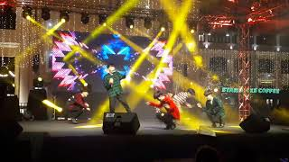 [Part 4] DNA (BTS) - BLACK6IX Promo Tour Party in Malaysia 20171230