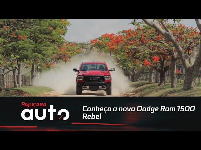 Conheça a nova Dodge Ram 1500 Rebel