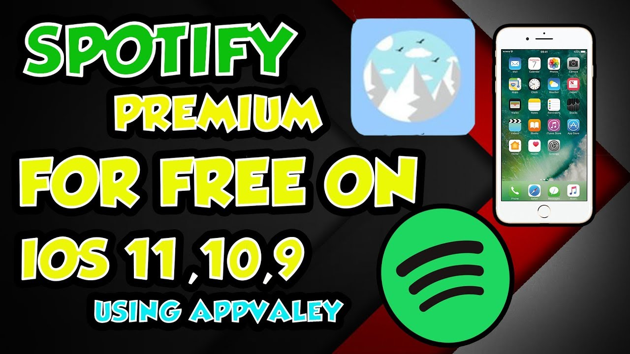 How to Download Spotify Premium Free on iOS 13 - No Jailbreak