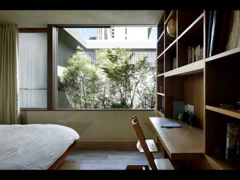 House and interior optical glass house by hiroshi nakamura nap