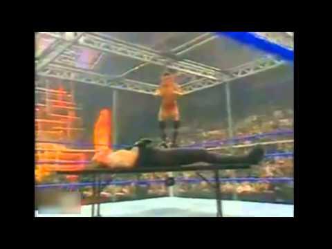 Los peores accidentes de la WWE