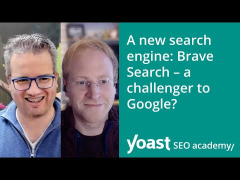 SEO news: A new search engine, Brave Search - a challenger to Google?