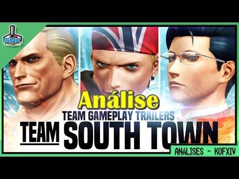 O Geese chegou – Análise time South Town [KOF XIV]