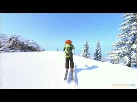 Gaming live - Du ski sur piste, hors piste, sur eau et sur route