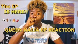 Queen Naija EP REACTION! *My Mom got Emotional*
