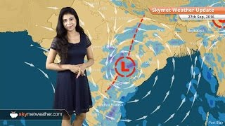 Weather Forecast for Sep 27: Rain in Chennai and Hyderabad; warm weather in Delhi