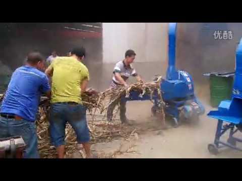Grass crusher/grass cutter/Hay Cutter/Forage Chopper for animal feeding