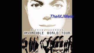 Michael Jackson Invincible World Tour (First Leg) - 02. Unbreakable
