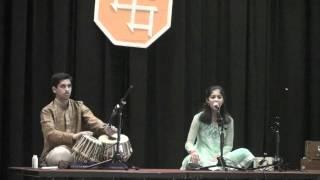 "Chaitradhun 2012 Final Round- ""Mage Ubha Mangesh"" by Rasika Kale"
