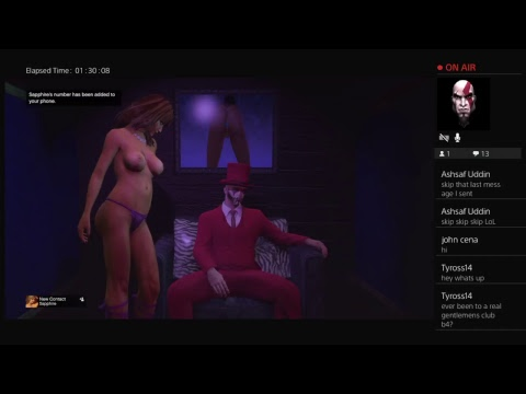 Gta 5 Strip Club