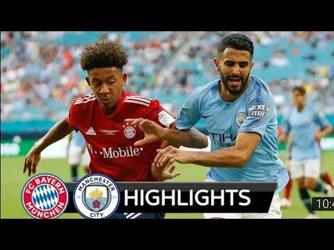 Download Manchester City vs Bayern München 3-2   Highlights & Goals   ICC 29/7/2018