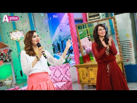 Ek Nayee Subah With Farah - 19 August 2016 | Fiza Ali | APlus