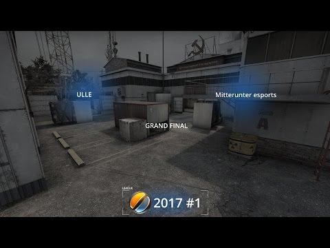 GSH 2017 #1 – 5on5 – GRAND FINAL - Ulle VS Mitterunter esports – de_cache