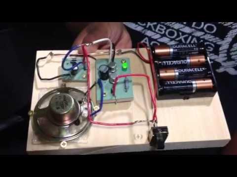 Electronic Music Generator