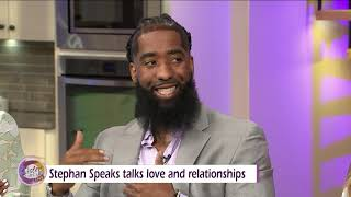 Sister Circle | Keys To A Successful Relationship with Author Stephan Speaks  | TVONE