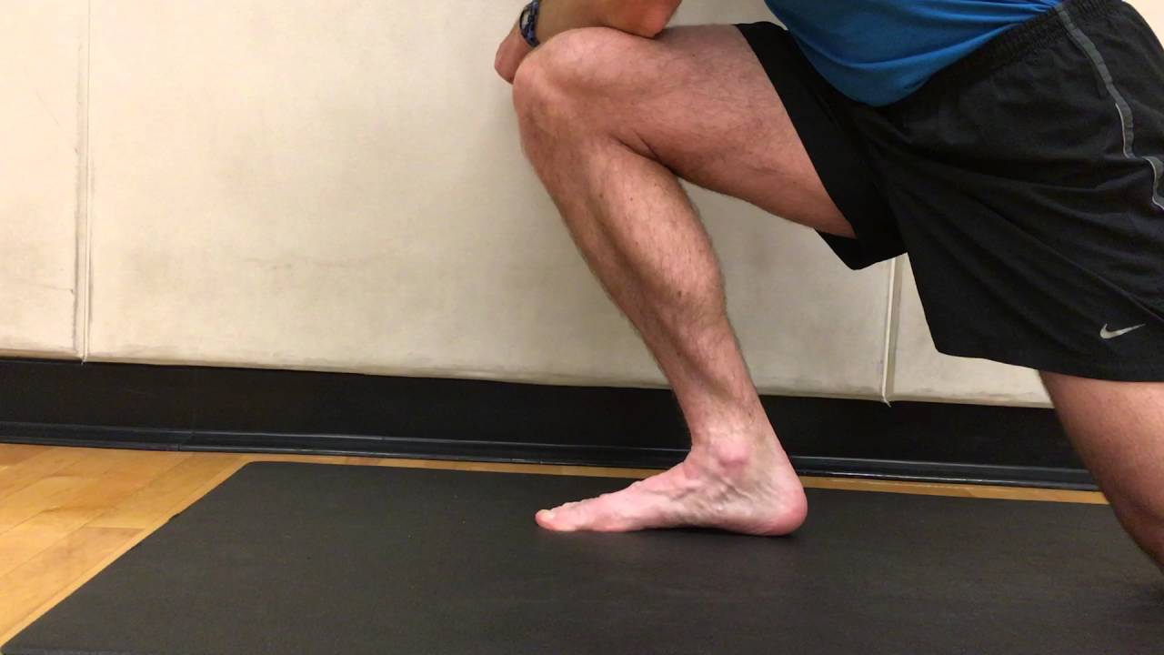 How To Improve Ankle Mobility The Wod Life