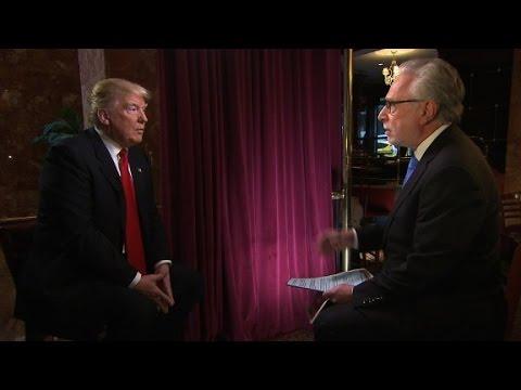 Donald Trump's official CNN interview as presumptive nominee (Part 2)