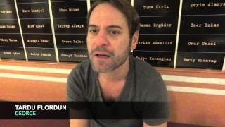 Kim Korkar Hain Kurttan - Okuma provası - 4 Kasım 2013 - oyun atölyesi - @hainkurttan