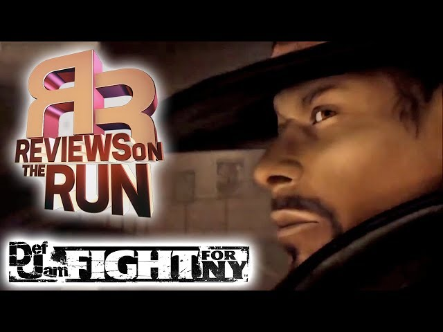 Def Jam: Fight for NY is a Buried Treasure!