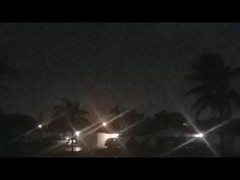 Irma 4am update Pembroke Pines