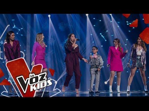 Ventino Y Leumas Cantan Y No | Yatra Y Sus Amigos | La Voz Kids Colombia 2019