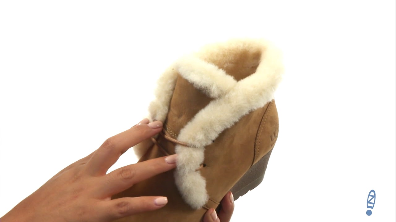 18a2fd3b549b UGG Jeovana Waterproof SKU  8911543 - YouTube