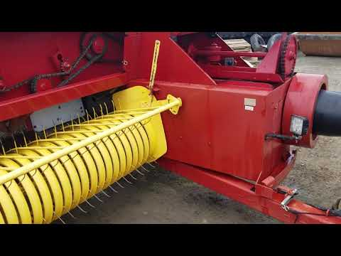 New Holland 1085 parts machine by Nyssa Tractor & Implement