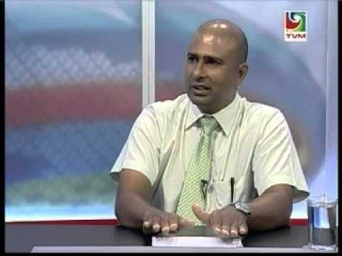 Raajje Miadhu - 30 April 2013 - Health Trust Fund and Deportation of Illegal Migrant workers