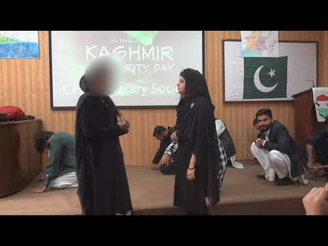 Best Ever Comedy and Serious Skit in Urdu / Hindi for Student Events