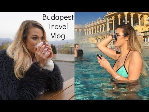 Budapest - The Travel Vlog