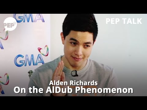 "PEPtalk. Alden Richards on failures, struggles, ""tamang panahon"" and the AlDub Phenomenon"