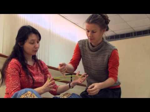 Игры с веревочкой от Жени Кац