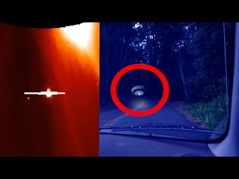 JUST DISCOVERED! Planet Sized UFO SOHO Experts Stunned! Man Drives Through TIME PORTAL!? 8/27/2016