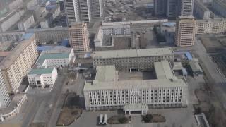 Pyongyang from above thumbnail