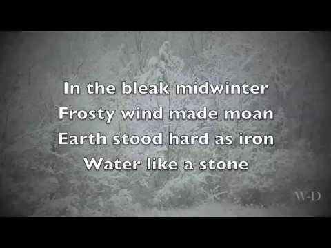 In the Bleak Midwinter Download MP3