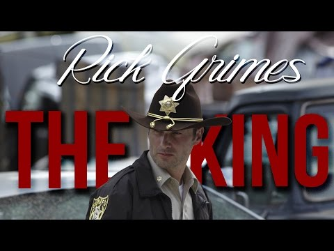 (TWD) Rick Grimes - The King