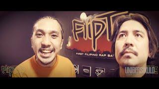 FlipTop - Apekz vs Goriong Talas @ Isabuhay 2021