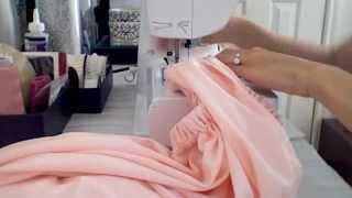 DIY Tutorial: How To Make A Maxi Skirt