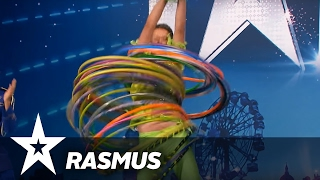 Rasmus Ringenes Herre | Danmark Har Talent 2017 | Audition 6