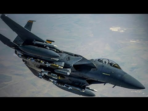 Take On Chinese J-10 (July 28) American F-15 Fighter Brings Dual Weapons to Battle