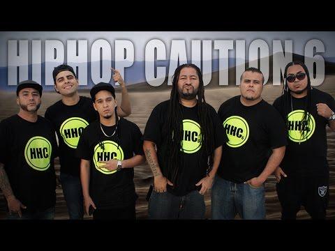 ARMC presenta Hiphop Caution 6 - Radikal People, Apóstoles del Rap, Cuarta Tribu & Caporal