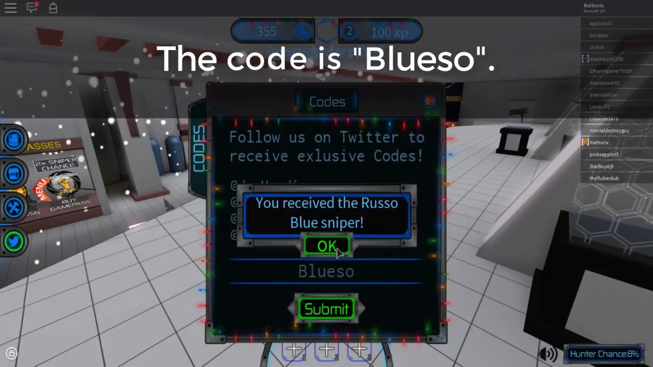 Duck Dash Roblox Codes