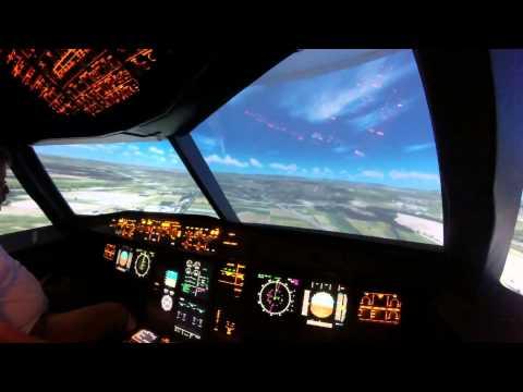 A320 szimulátor